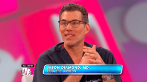 Dr Diamond on the Doctors Show