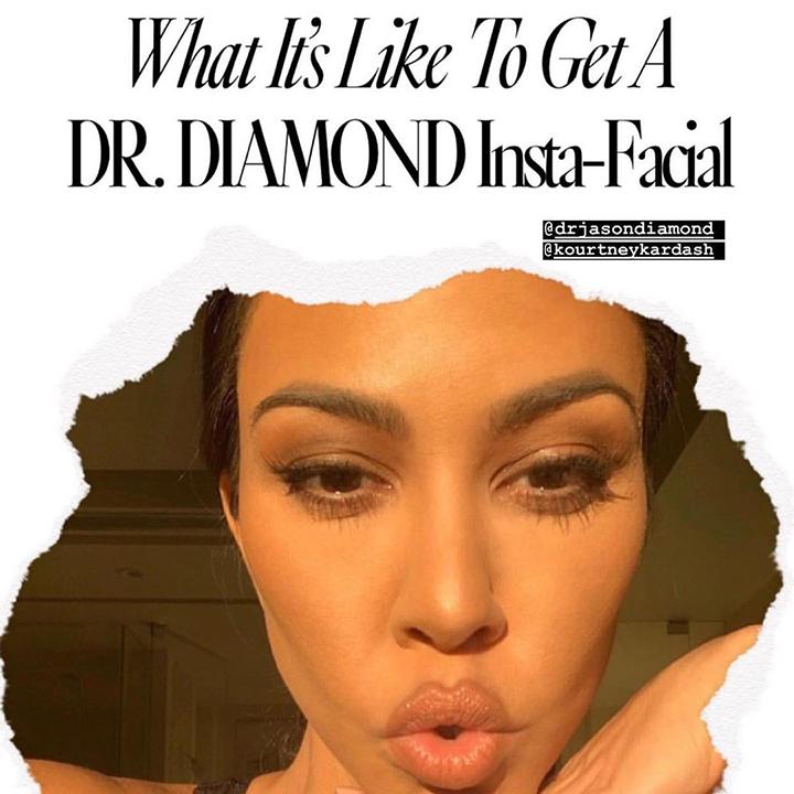 Dr. Diamond's Instagram Post 6