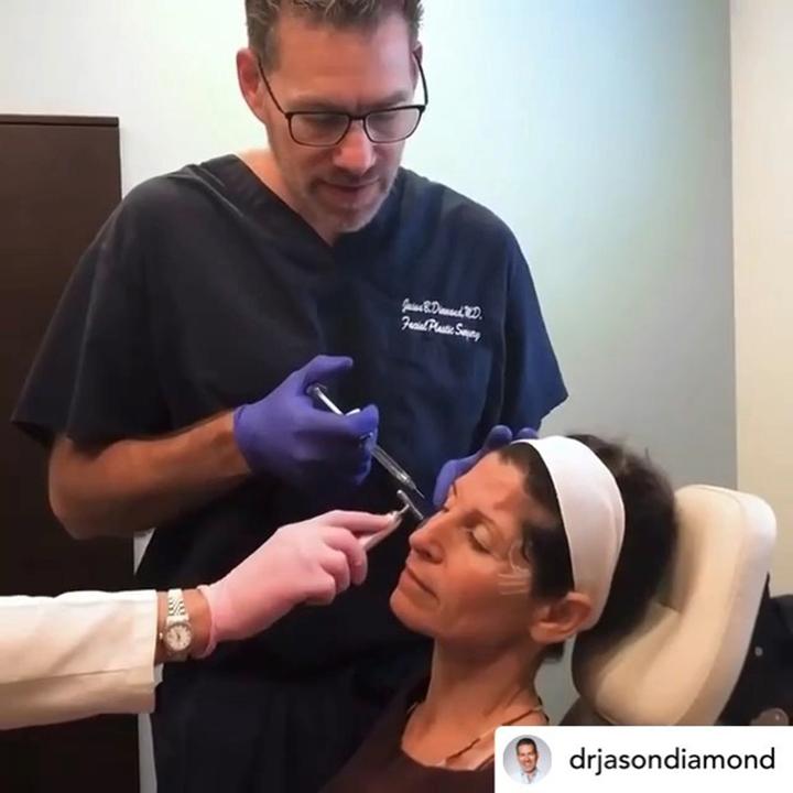 Dr. Diamond's Instagram Post 5