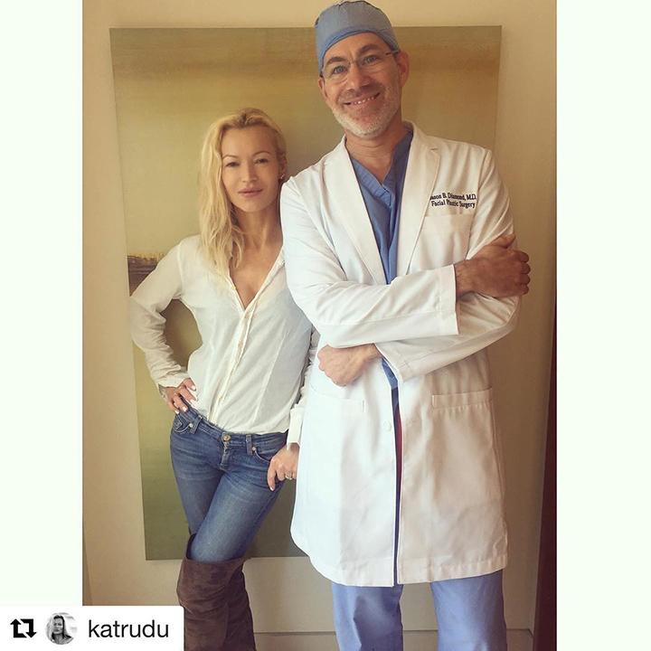 Dr. Diamond's Instagram Post 3
