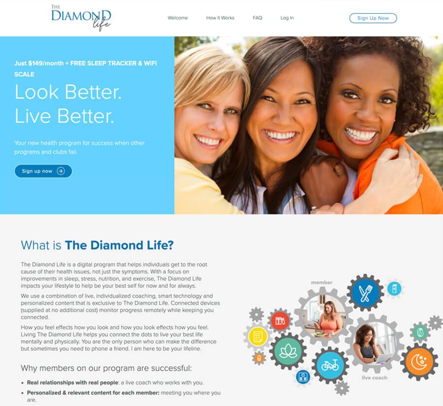 diamond-life-site